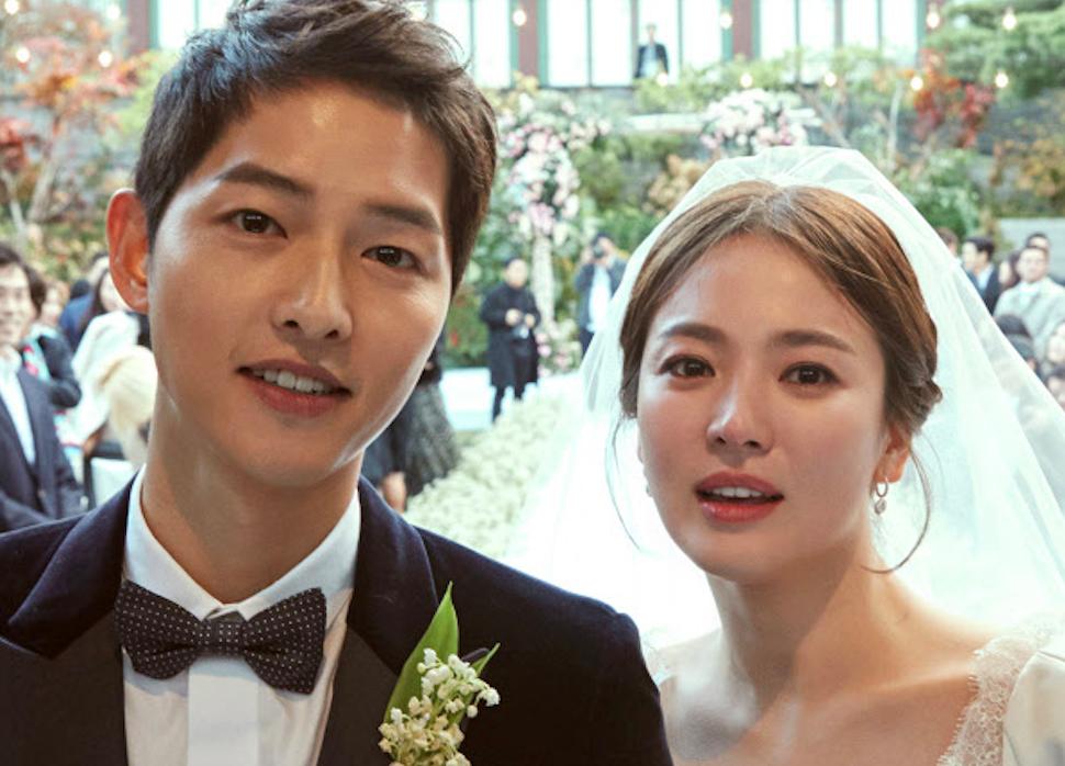Học lỏm tuyệt chiêu trị mụn của nữ hoàng mặt mộc Song Hye Kyo -5
