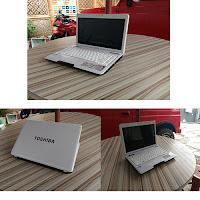 laptop toshiba l735 pentium b960
