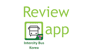 Review Aplikasi Intercity Bus Korea