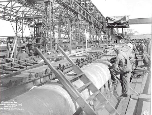 26 September 1940 worldwartwo.filminspector.com USS Gar submarine