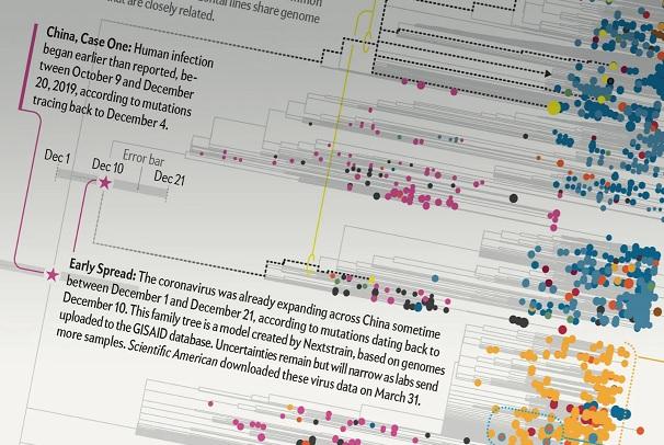 """Sequências genéticas do Coronavírus """"Sumiram"""" da Base de Dados"""
