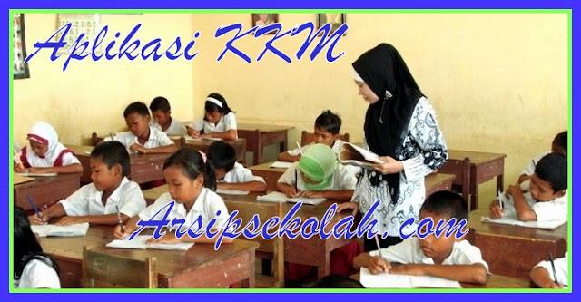 Download Aplikasi KKM Kurikulum 2013 SD/MI Versi Terbaru 2017