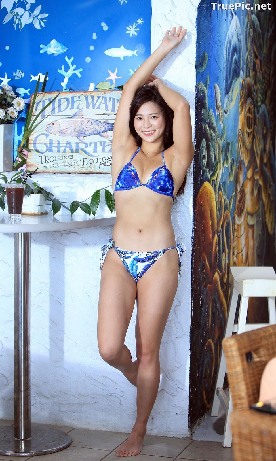 Image Taiwanese Model - Shelly - Beautiful Bodybuilding Bikini Girl - TruePic.net - Picture-56