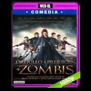 Orgullo, prejuicio y zombis (2016) WEB-DL 1080p Audio Ingles 5.1 Subtitulada