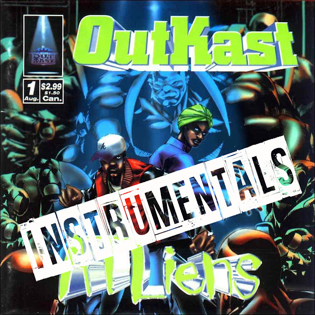 Nuthin But The Music: Atliens Instrumentals