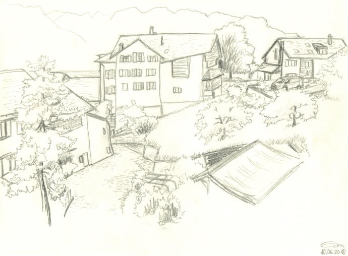 chernex vieux village