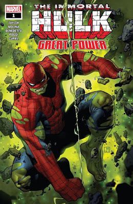 Immortal Hulk Great Power [Español] [Mega]