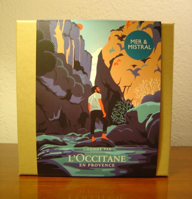 L'Occitane Mer & Mistral Collection Box