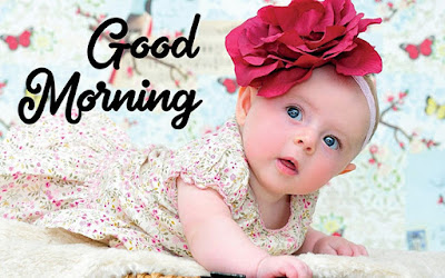 good morning baby girl hd imagegood morning baby girl hd image