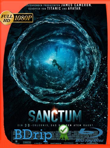 Sanctum, Viaje al Fondo de la Tierra (2011) BDRIP1080pLatino [GoogleDrive]