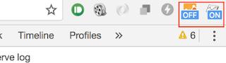 Google Chrome Browser's Google Analytics extension