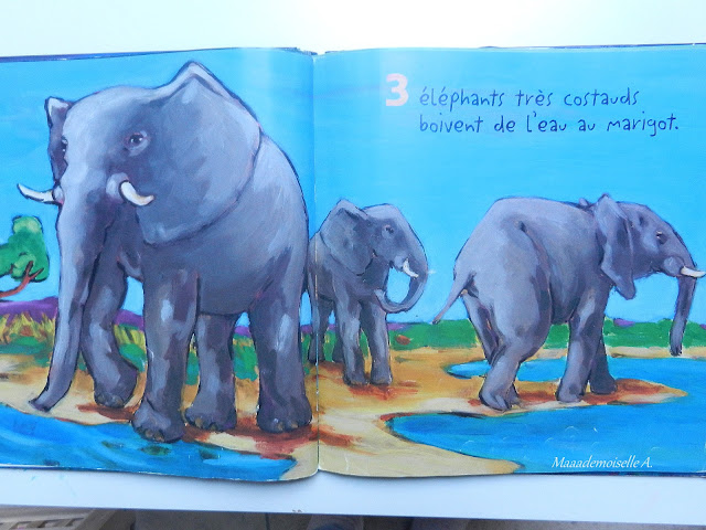 || 1, 2, 3... Savane ! (Présentation & Avis)(Chut, les enfants lisent #22)
