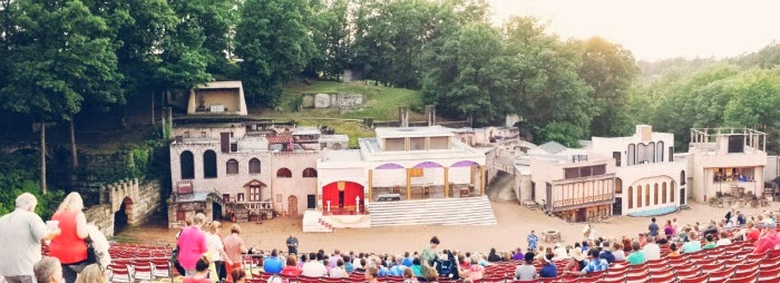 The Great Passion Play in Eureka Springs, AR