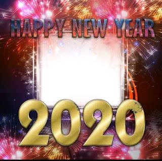 Happy New Year 2020 Photo Editor application