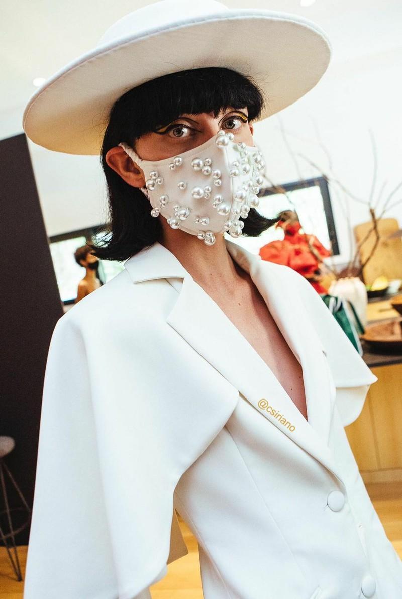 Principais tendências de moda para 2021 - máscaras protetoras