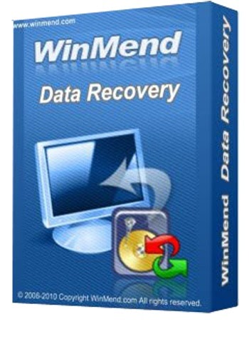 winmend data recovery free download with crack