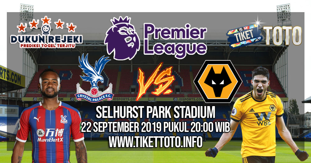 Prediksi Crystal Palace VS Wolverhampton 22 September 2019