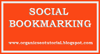 organic seo tutorial about social bookmarking