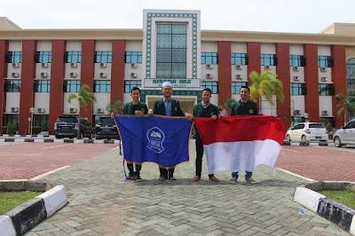 BEM INI Dalwa Utus Delegasi pada Kongres ke 4 BEM/DEMA PTAI Se-Indonesia