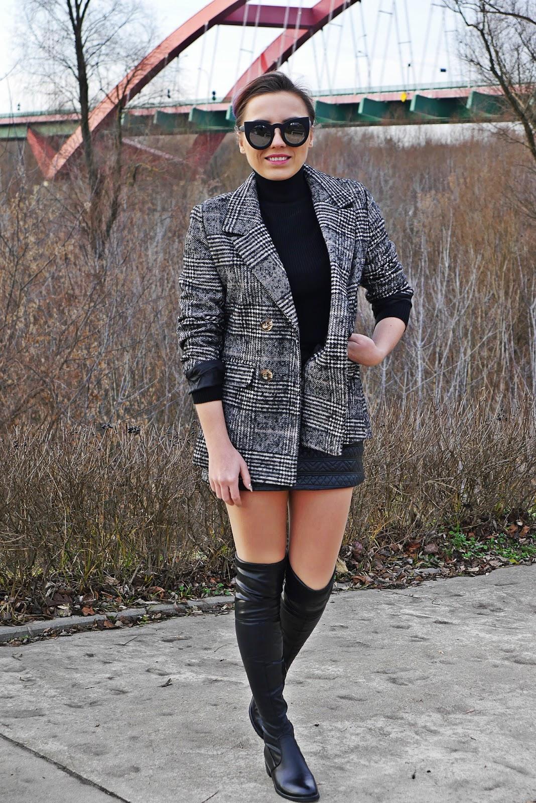 6_plaid_jacket_turtleneck_sweater_kozaki_renee_karyn_blog_modowy_030117