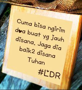dp bbm kata-kata LDR untuk Pacar