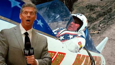 Vince McMahon's Evel Knievel debacle. StrengthFighter.com