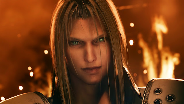 Sephirot Final Fantasy 7 Remake