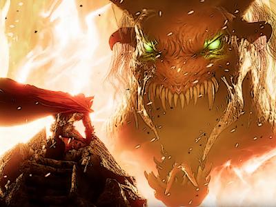 Spawn MK11 Mortal Kombat 11