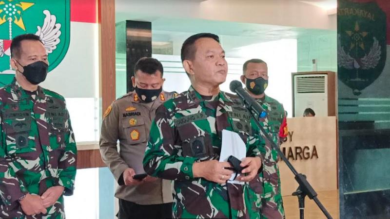 Gak Terima Prajuritnya Dikepung Mata Elang, Mayjen Dudung: Tidak Menghargai TNI!