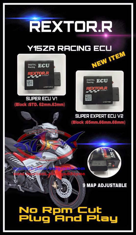 Racing Ecu For Yamaha Sniper