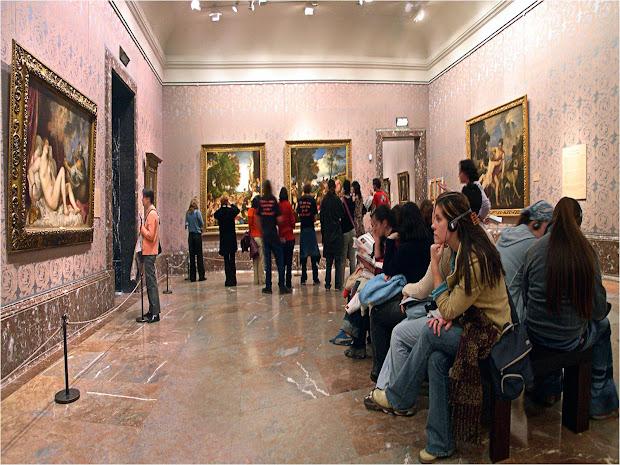 Museos Algo Mas Museo Del Prado