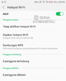 Beberapa Bahaya Menggunakan HP Sebagai Wifi Hotspot