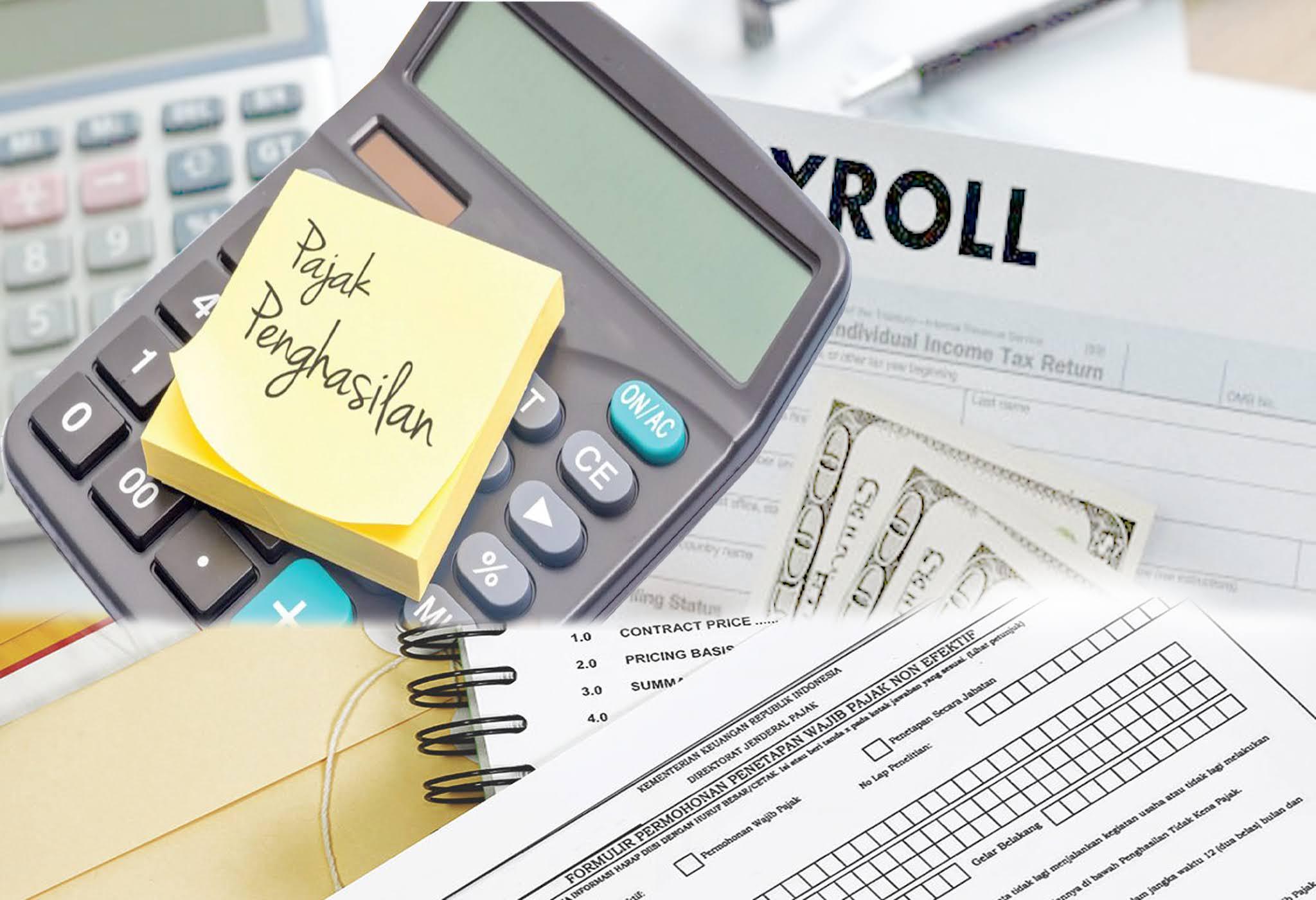 Metode Perhitungan Pajak Penghasilan Karyawan