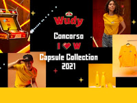 Concorso I Love Wudy Capsule Collection 2021 : vinci gratis 100 gadget ogni settimana e non solo