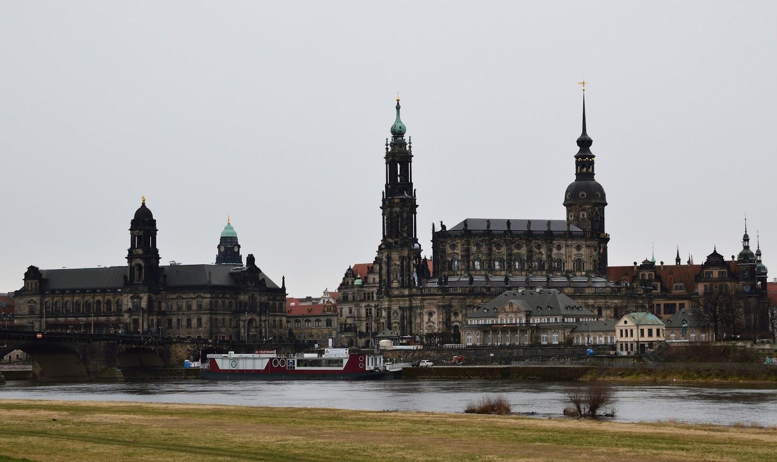 Drezno Altstadt