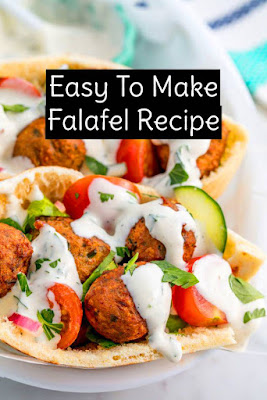 Easy To Make Falafel | Easy Falafel Recip | Easy Summer Recipe | Easy Summer Dinner Recipe #easyfalafel #falafel #summerdinner #summerrecipe #easysummerrecipe #dinner #dish #maindish #maincourse #bestfalafelrecipe #bestfalafel #easyfalafelrecipe #recipeoftheday