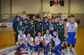 Φωτορεπορτάζ από την σημερινή, τελευταία μέρα του 6ου XMAS Basketball Tournament του Παναθλητικού Πειραματικού
