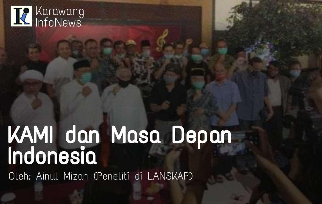 Pada tanggal 2 Agustus 2020, sejumlah tokoh nasional mendeklarasikan KAMI (Koalisi Aksi Menyelamatkan Indonesia). Di dalam koalisi ini ada Din Syamsuddin, Rocky Gerung, Refly Harun dan beberapa tokoh lainnya