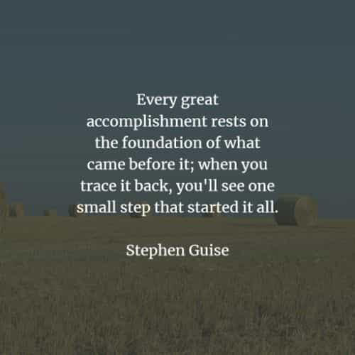 Accomplishment quotes that'll help you seize your goals