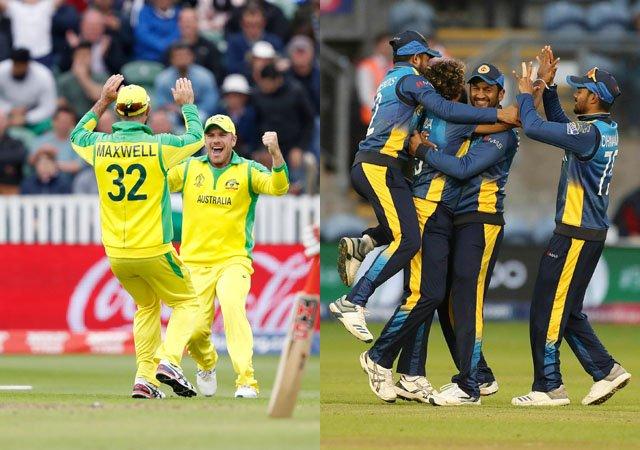 Australia vs Sri Lanka: ICC Cricket World Cup 2019