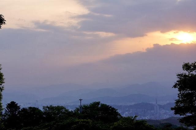 日本平の眺め