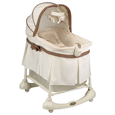Kolcraft Preferred Position Bassinet And Incline Sleeper