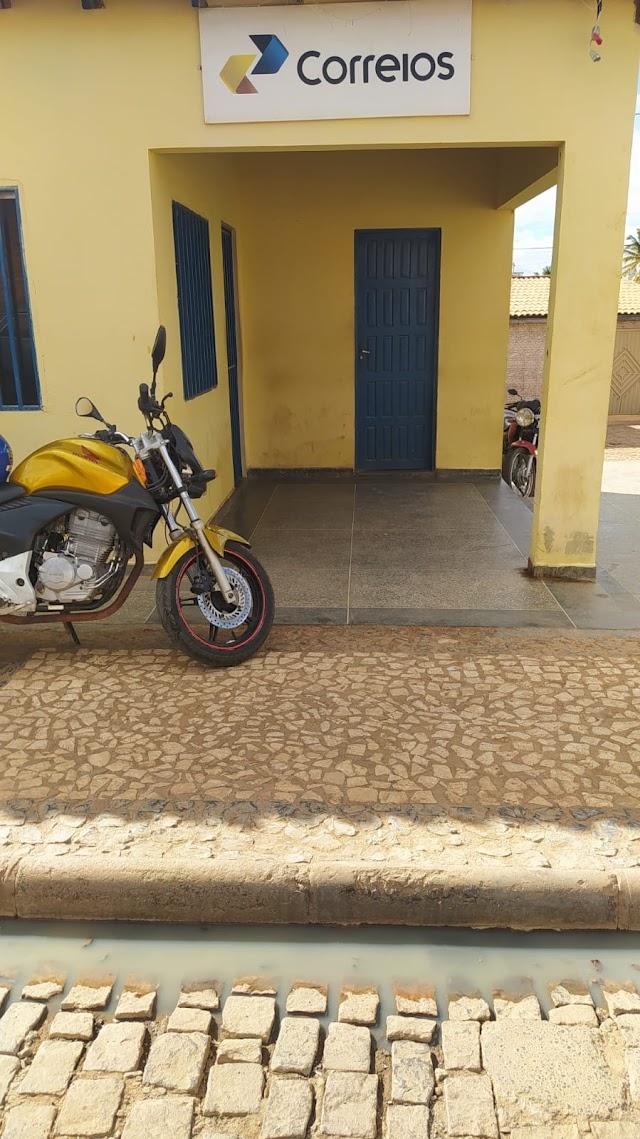 CANARANA BAHIA: Cadeirantes tem dificuldades de acesso aos Correios do Distrito de Salobro