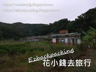 鹿頸簡單行山:鳳坑村