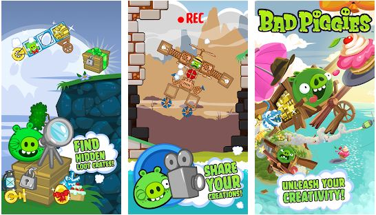 download BAD PIGGIES MOD APK 2.3.6 Unlimited Money Versi Terbaru 2020 2