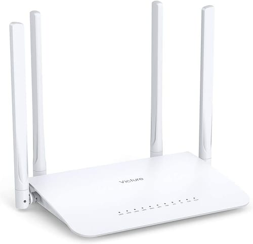 Review Victure WR1200 AC1200 WiFi Router