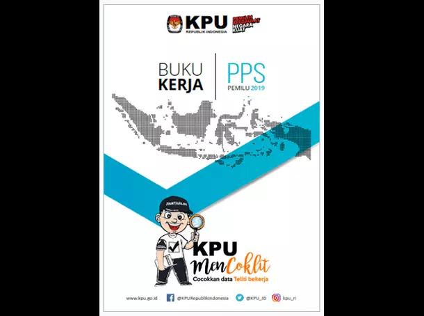 Buku Kerja PPS PEMILU 2019
