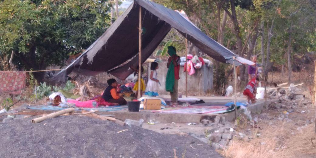 Siaga Tanggap Bencana, LAZIS Wahdah Mobilisasi Bantuan untuk Korban Gempa Lombok