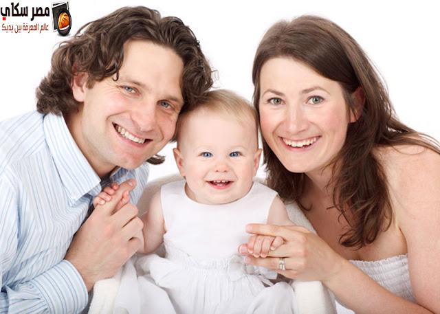 دور الأب والأم فى تشكيل صفات الأبناء Formation the qualities