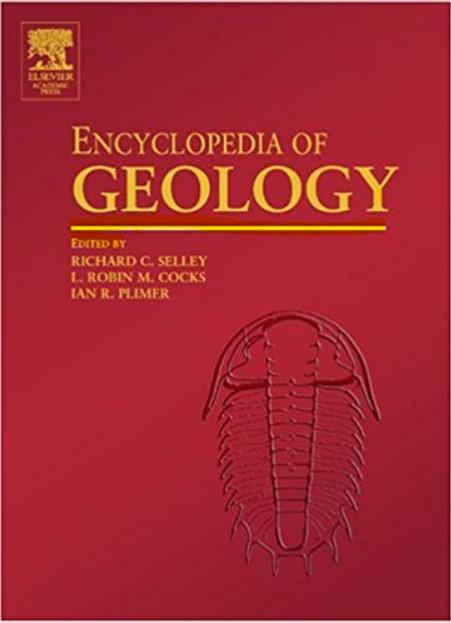 Encyclopedia of Geology Richard C Selley in pdf